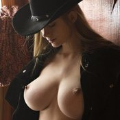 Nice female with big tittys image