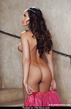 Image. Jaclyn Swedberg - naked brunette with big natural tittes image