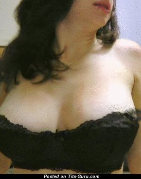 Image. Wonderful girl with big natural breast gif