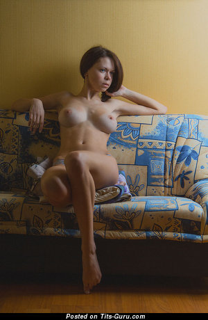 Изображение. Фото восхитительной обнажённой чувихи