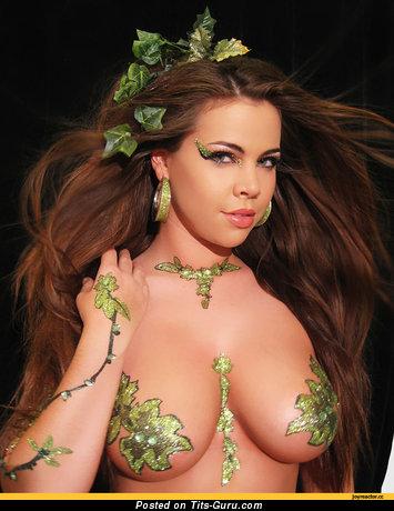 Image. Nude wonderful woman with big boobs photo
