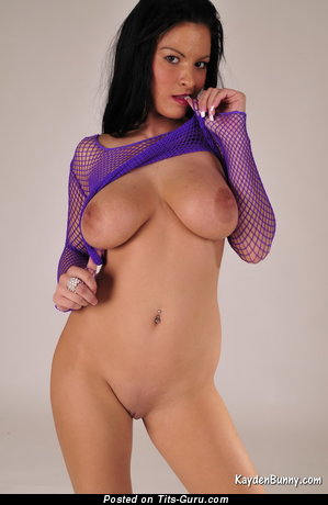 Image. Kayden Bunny - naked wonderful lady with big natural breast image