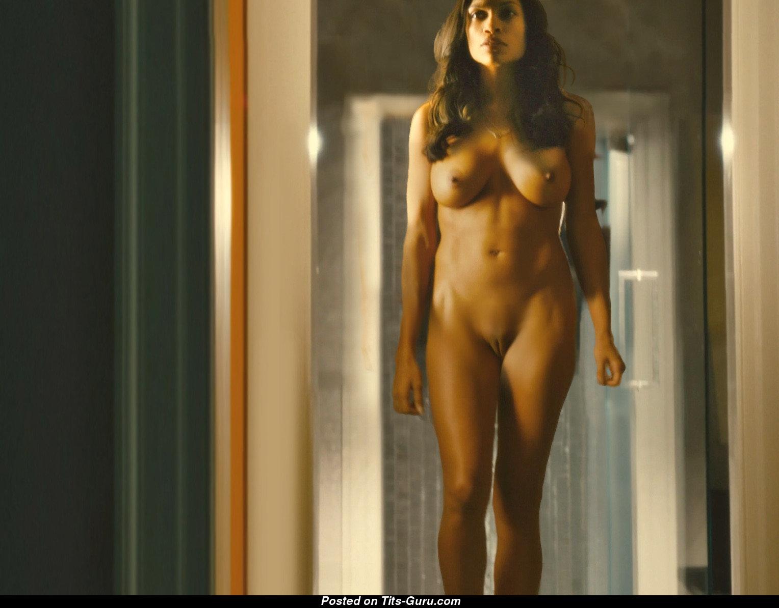 Розарио доусон голой фото