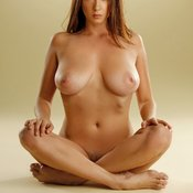 Victoria - hot female with big natural breast photo