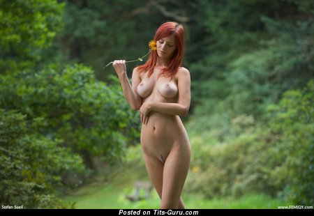 Image. Ariel - naked amazing woman with big tits pic