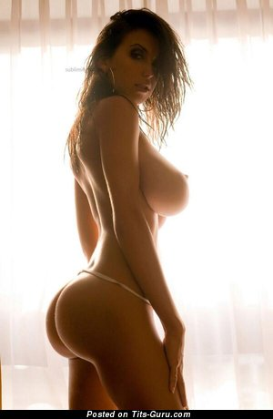 Nude awesome girl with huge tittys picture