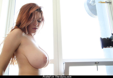 Image. Tessa Cosmid - nude nice female with huge tits pic