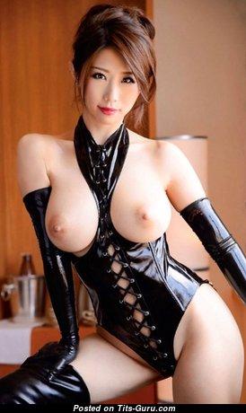 Ayumi Shinoda - Cute Unclothed Japanese Red Hair Actress & Pornstar (Hd Sex Pix)