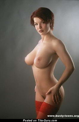 Image. Nude hot woman with big natural tots photo