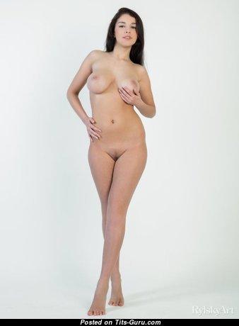 Evita Lima - Gorgeous Ukrainian Red Hair Babe with Gorgeous Naked Natural Melons (Porn Foto) #natural_boobs #ukrainian #babes #red_hair #boobs #tits #nude #erotic #сиськи #голая #эротика #titsguru