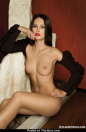 Eleni Corfiate - Hot Romanian Red Hair with Hot Defenseless Real Balloons (Hd Sex Wallpaper)