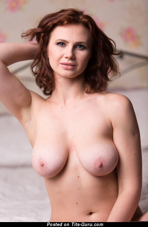 Image. Aphrodita - naked awesome female with big natural boob photo