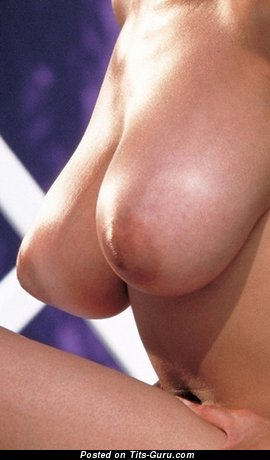 Image. Nude amazing woman with natural tittes photo