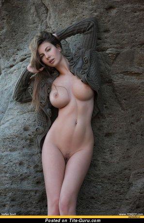 Image. Nude nice girl with big boobies picture