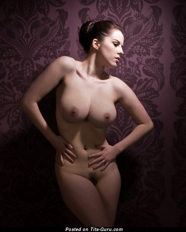 Image. Jo Paul - naked wonderful lady with big breast photo