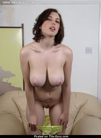 Image. Louisa - nice girl with big natural breast photo