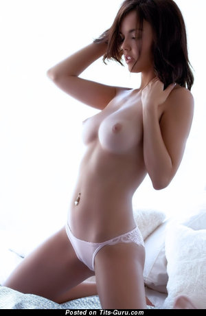 Perfect Lady with Perfect Defenseless D Size Boob (Porn Photoshoot)