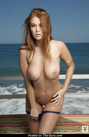 Image. Leanna Decker - naked amazing female picture