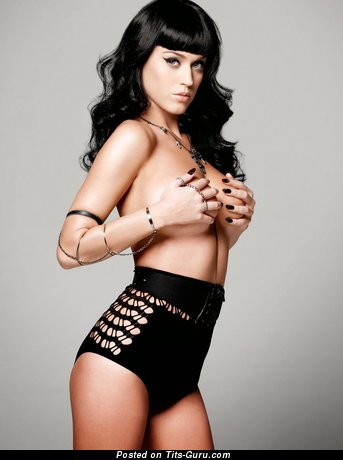 Image. Katy Perry - sexy naked brunette image