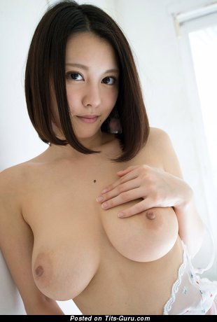 Image. China Matsuoka - naked asian with medium natural breast photo