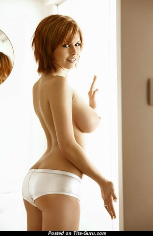 Cute Babe with Cute Nude Natural Mid Size Tots (Hd Sexual Photo)
