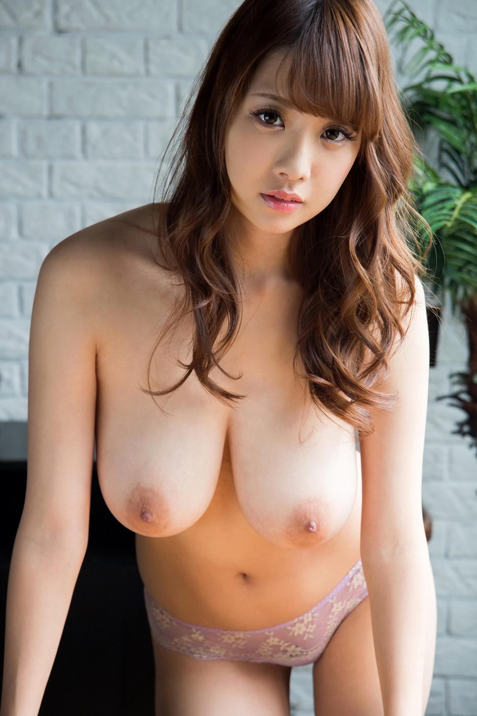 Shion Utsunomiya - Asiatisk Brunette Pornostjerne Med Nude Natural Med Boobie-3550