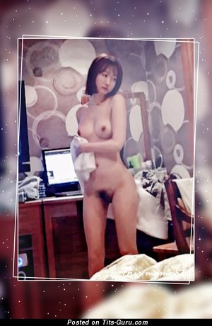 Kirana Nesa - Handsome Asian Brunette Pornstar with Handsome Nude Natural Short Hooters, Inverted Nipples, Sexy Legs in the Shower (Amateur Leaked Hd Sex Wallpaper)