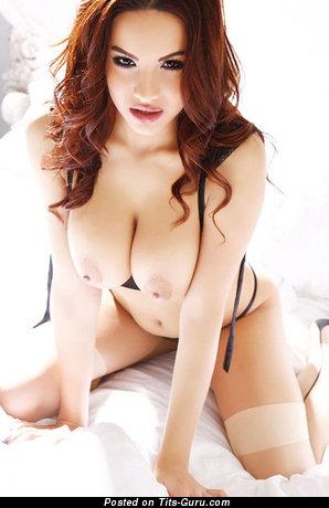 Image. Naked nice woman with big boobies photo