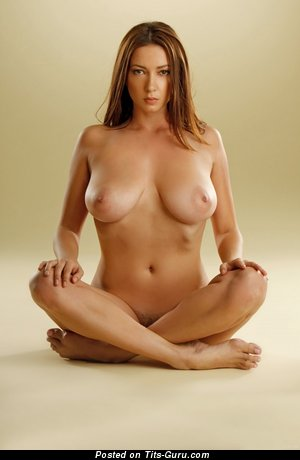 Image. Victoria - nice lady with big natural boobs image