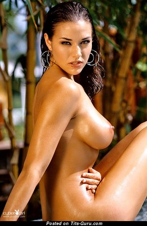 Amy Sue Cooper - nude brunette image