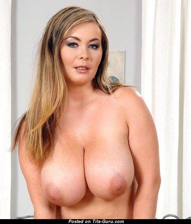 Constance Devil - Stunning Czech Red Hair Pornstar with Stunning Bare Dd Size Chest (Hd Sex Wallpaper)