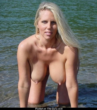 Image. Naked nice girl with big natural boobs image
