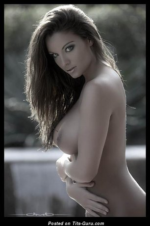 Image. Ashley Kimel - nude brunette with big boobs picture