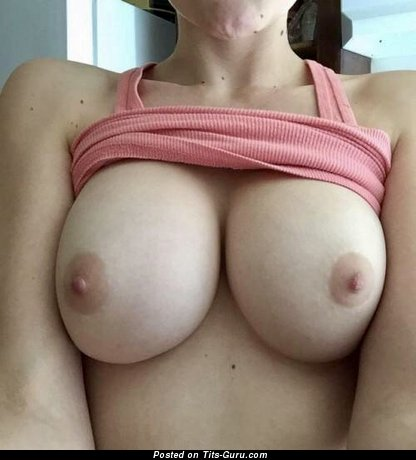 Lovely Topless Latina Brunette Girlfriend with Lovely Nude Normal Jugs & Inverted Nipples (on Public Sex Wallpaper)