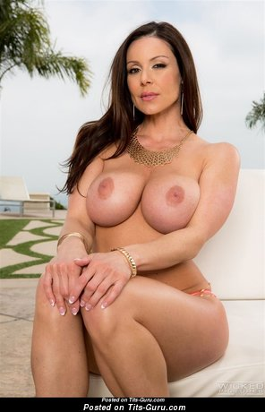 Kendra Lust - Marvelous American Red Hair Pornstar & Mom with Marvelous Naked Silicone Substantial Tots (Hd Sex Photoshoot)