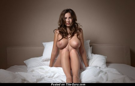 Image. Naked hot female with big breast pic