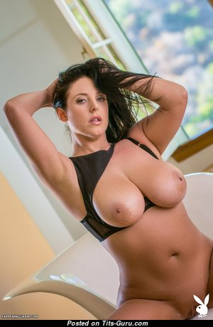Grand Babe with Grand Bald Big Boobys (Hd Sexual Pic)