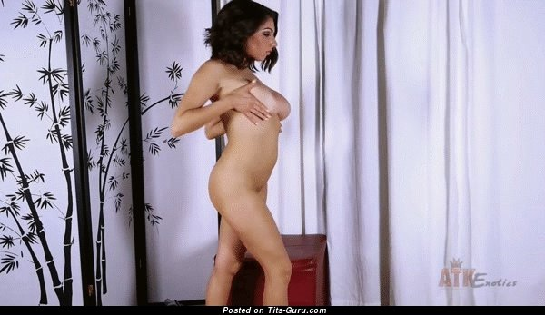 Image. Naked awesome female with big tittes gif