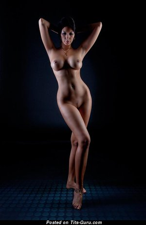 Image. Naked nice woman with big boobs photo