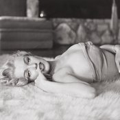 Marilyn Monroe - sexy blonde image