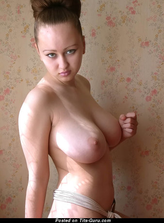 Image. Naked wonderful female with big tittes picture