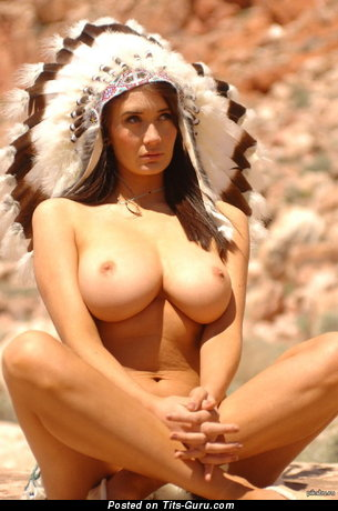 Image. Naked amazing woman with big tittes pic