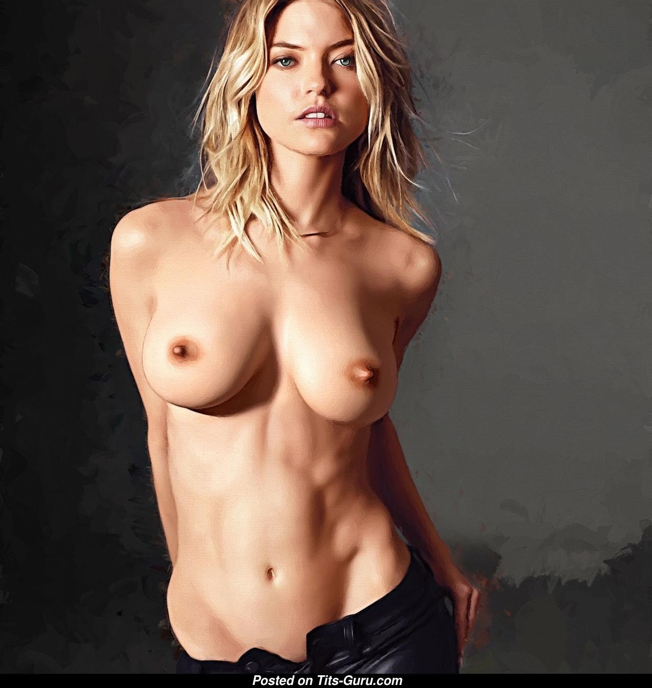 Naked martha hunt Martha Hunt