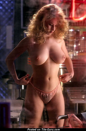 Nude nice woman with natural tittys image