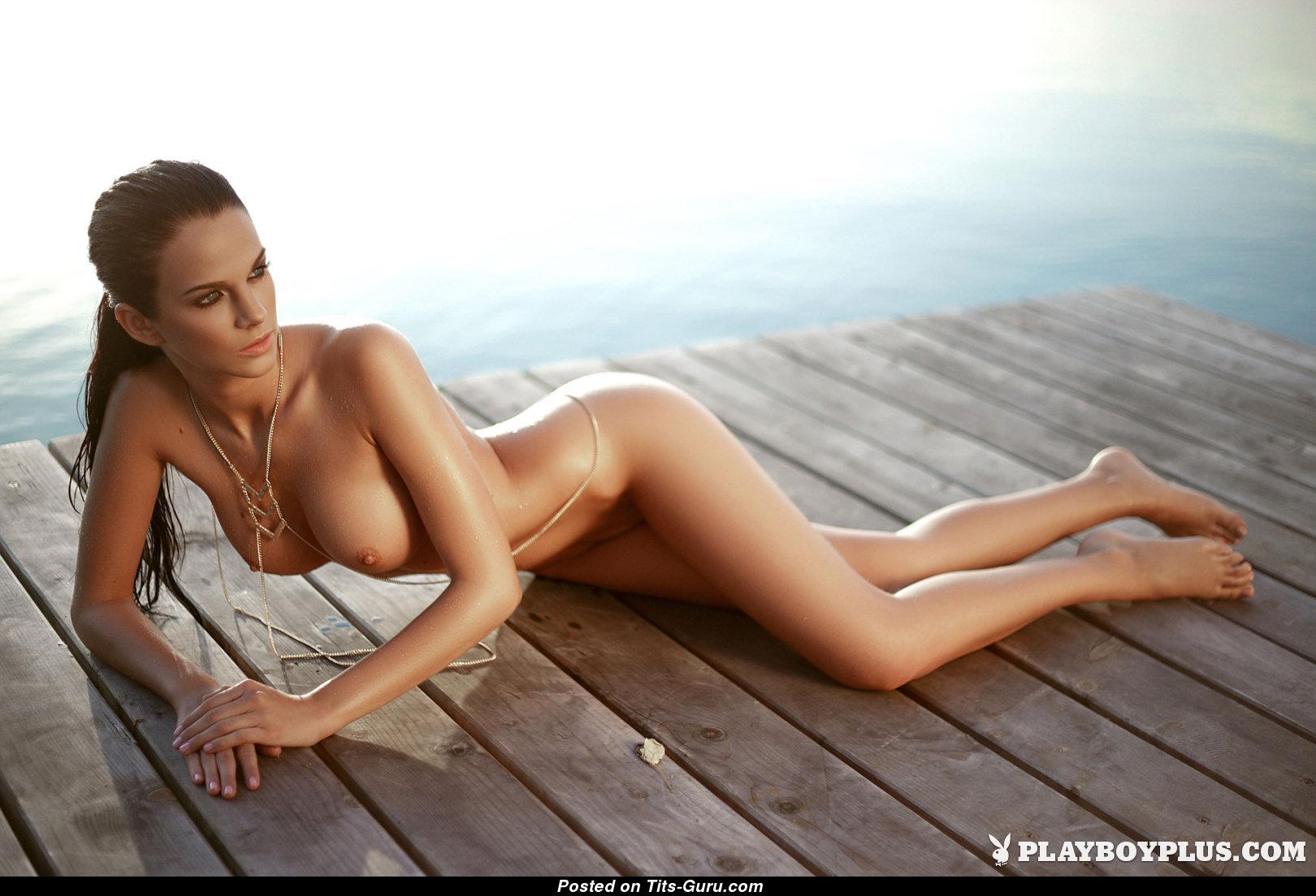 Sophie Herbert - Playboy Brunette With Bare Soft Knockers Amateur Sexual Pix 29042017 080600