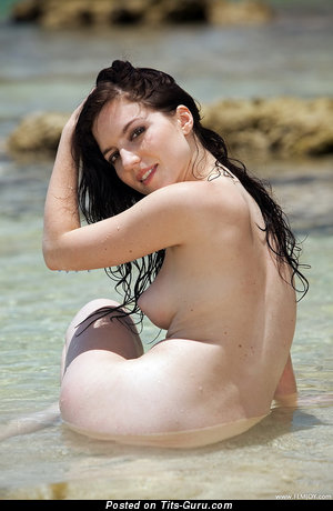 Naked amazing lady pic
