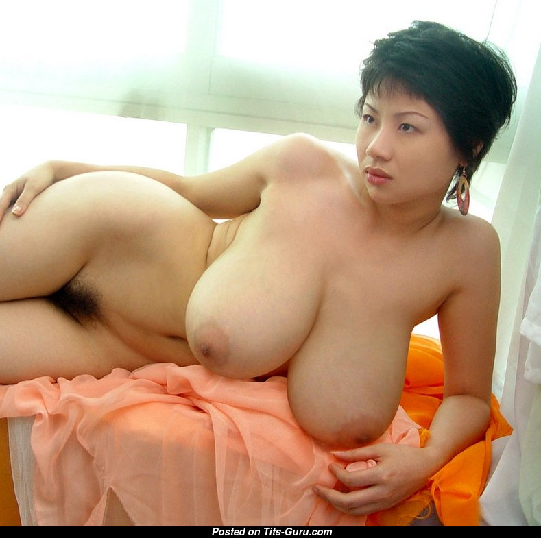 Japanese Huge Natural Tits
