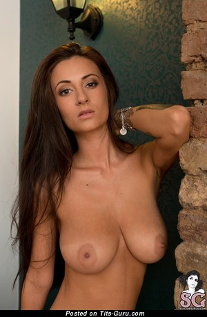Alice Sey - nude awesome woman with medium natural tits photo