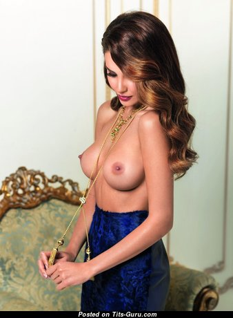 Bogdana Nazarova - Marvelous Girl with Marvelous Nude Medium Sized Tittys (Vintage Hd Sexual Wallpaper)