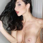Jenya D - beautiful girl with big natural boobs photo